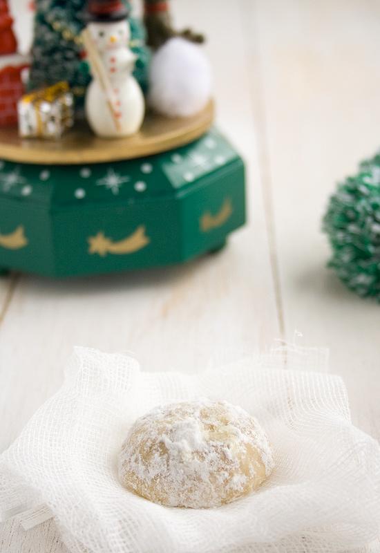 Regalos navideños VII: Galletas nevadas