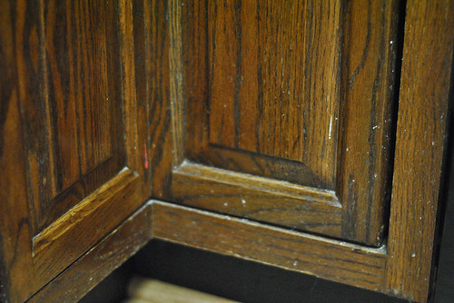Forshee designs cleaning old english - How to clean old grease off kitchen cabinets ...
