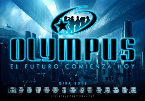 Olympus 2012 - orquesta - cartel