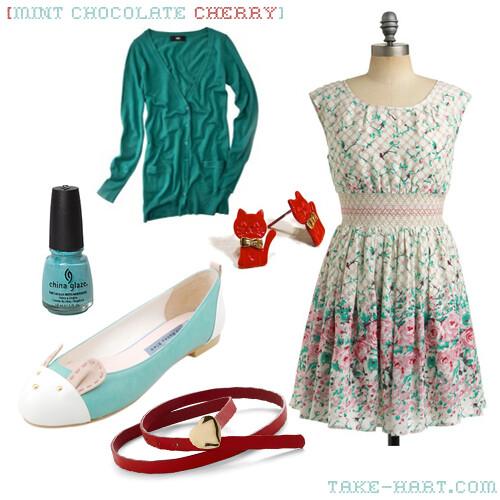 Mint Choclate Cherry Wishlist