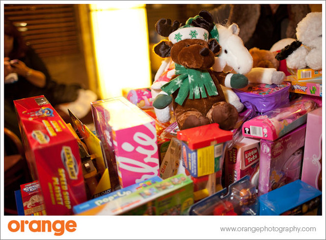 Toy drive, MPINCC Holiday Reception