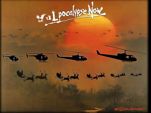 YULPOCALYPSE NOW by Colonel Flick