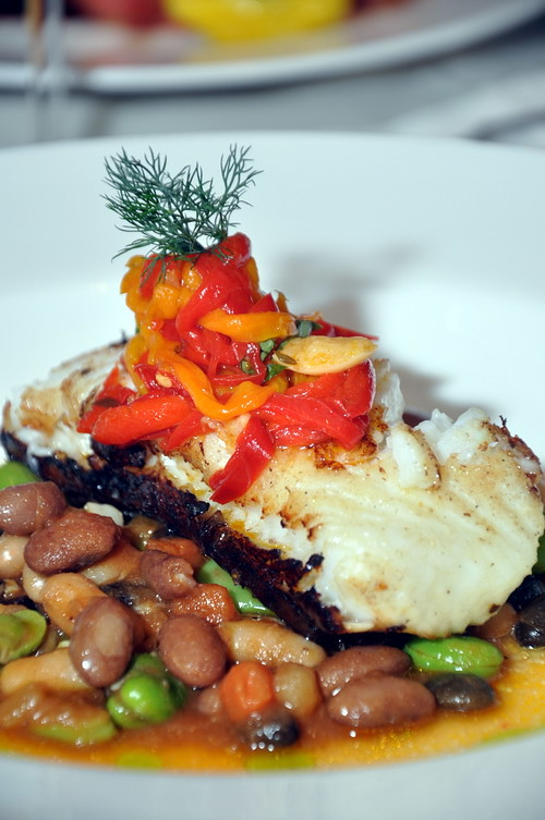 Rosemary Infused Cod Brandade