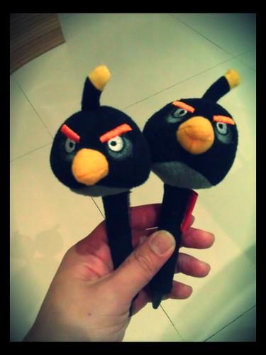 22/365。angry bird