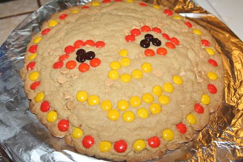 Sun Cookie