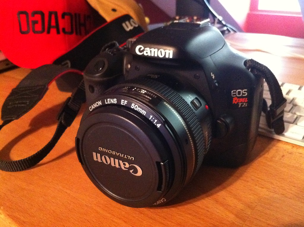 Kari replaced (and upgraded!) my stolen 50mm lens | Kari rep… | Flickr