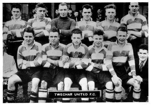 Twechar United F.C., East Dunbartonshire. by Paris-Roubaix