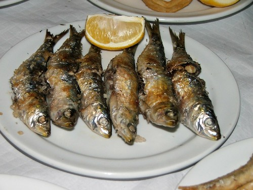 sardinas by Michael Thon