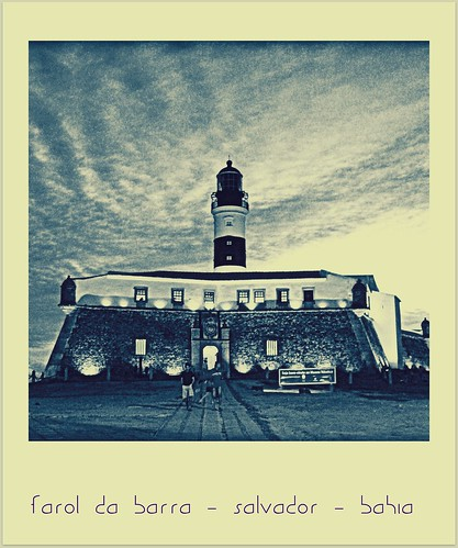 o primeiro farol do continente americano - the first lighthouse on the American continent by Fred Matos