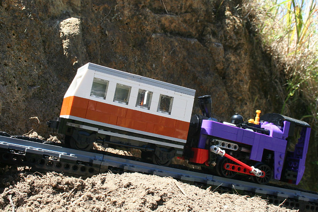 Vimal Patel's Culdee Fell train