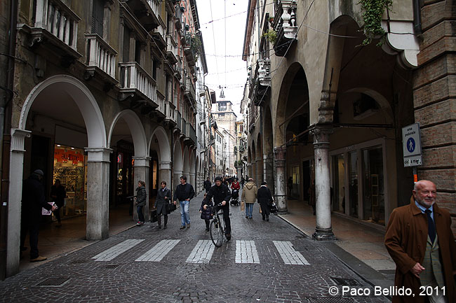 Calles de Treviso © Paco Bellido, 2011