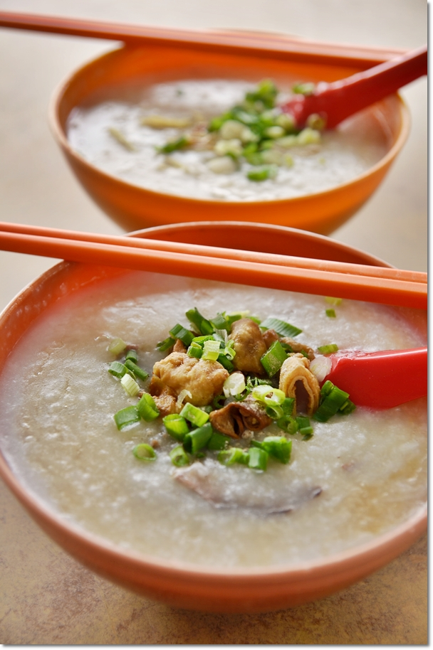 Rice Porridge @ Kar Heng, Ipoh