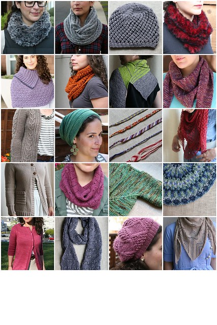 Knits of 2011