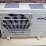 Pompa ciepła powietrze-powietrze / Air source heat pump