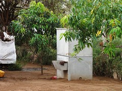 Prefabricated toilet unit
