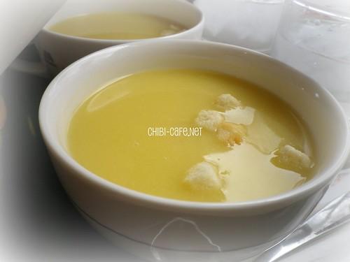 モスバーガー コーンスープ