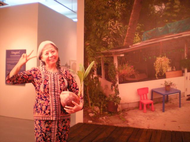 Singapore Art Museum (SAM) Open House 4 Dec 11 Amanda Heng Singirl