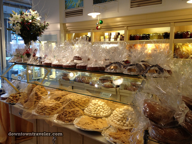 Artopolis Greek bakery in Astoria NYC_desserts