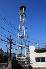 原市新田の火の見櫓(上尾市)