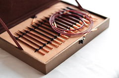 KnitPro Rose Interchangeable Needle Set