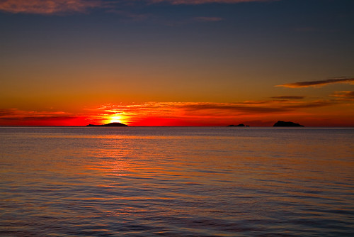 El ultimo amanecer del 2011 en Ibiza - the last sunrise of 2011 in Ibiza