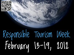 Responsible Tourism Week 02.2012 #rtweek2012