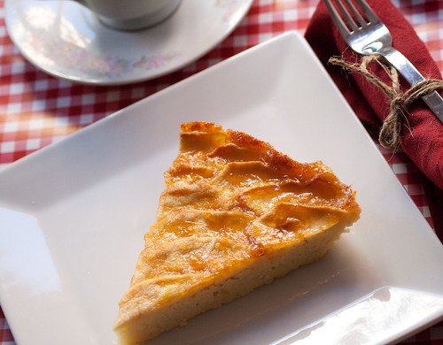 Tarta de manzana (Apple pie)