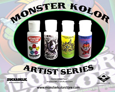 Monster Kolor Artist Series