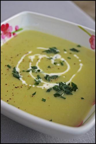 6628191829 d0ed6fe8c7 Soupe de poireaux et pommes de terre