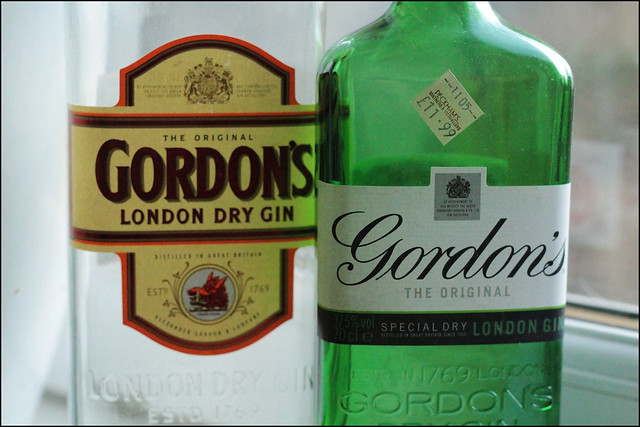 sloe gin!