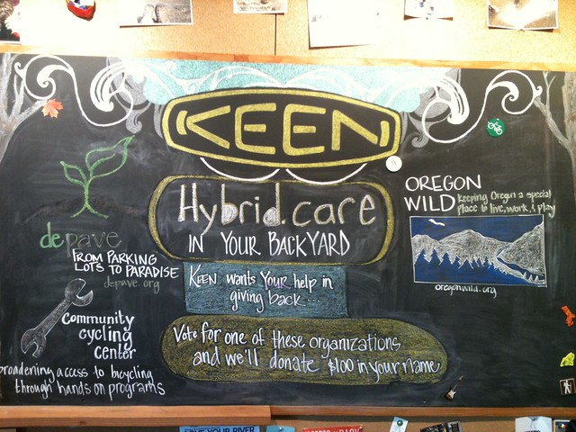 KEEN Garage - Hybrid.Care in Our Backyard (December 2011)