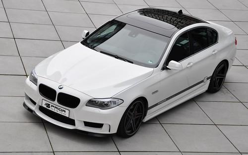 BMW Serie 5 PD-R Aerodynamic-Kit