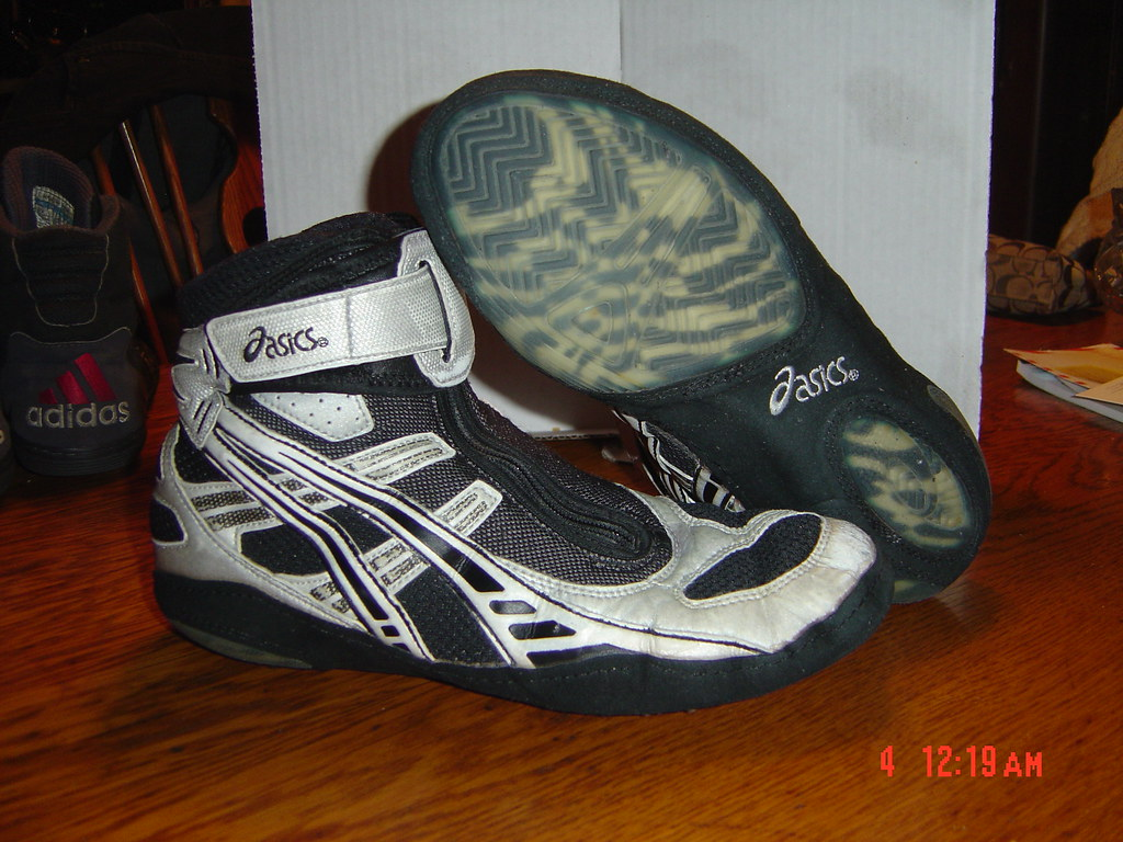 asics tiger ultraflex wrestling shoes sale