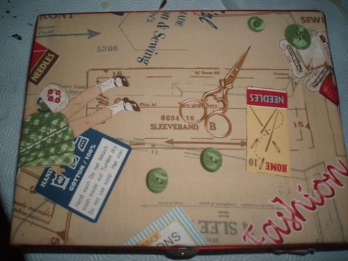 caixa costura - tampa