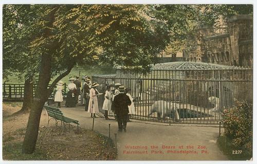 Philadelphia Zoo ca. 1920
