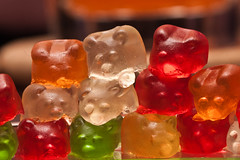 candy, confectionery, red, sweetness, wine gum, gummi candy, macro photography, food,