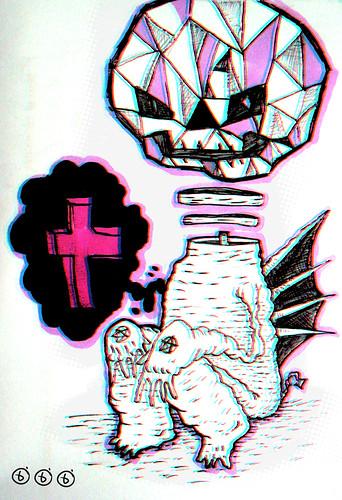 666 by frankmysterio 2