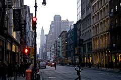 Carrer de Nova York. New York Street. #NYC