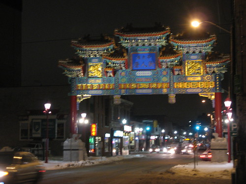 Gate to Chinatown by susanvg