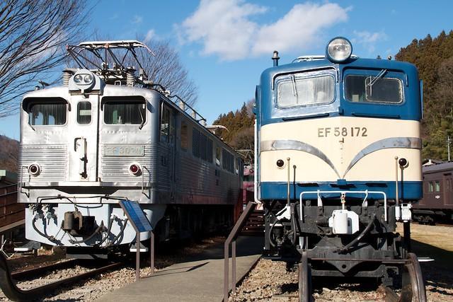 EF30&EF58