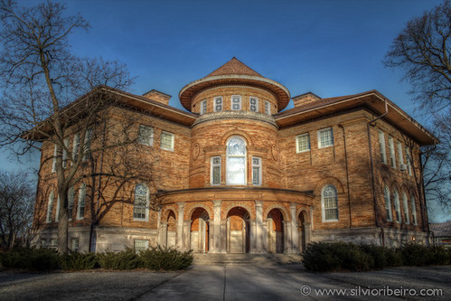 Washington Elementary School - Evanston, Illinois