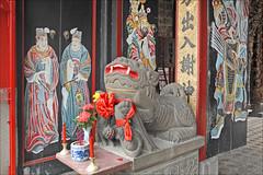 Le temple taoïste Kien An Cung (Sa Dec, Vietnam)