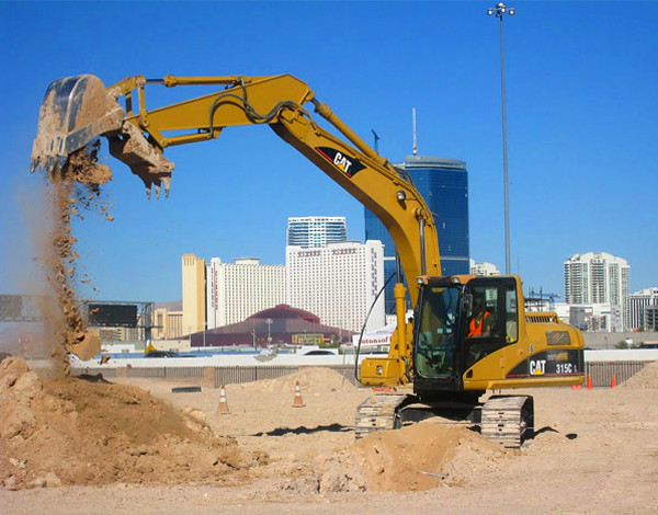 Dig This Heavy Equipment Playground in Las Vegas, NV