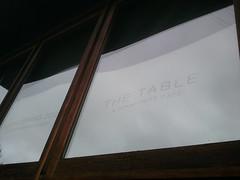 The Table | Bellevue.com