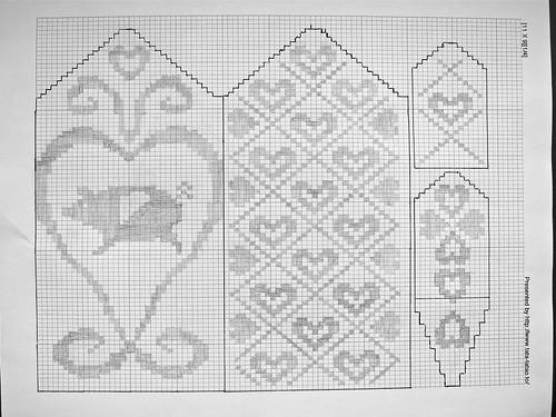 Mitten Designing