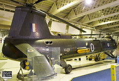 XG474 - 13365 - Royal Air Force - Bristol 192 Belvedere HC1 - 080203 - RAF Museum Hendon - Steven Gray - IMG_7199