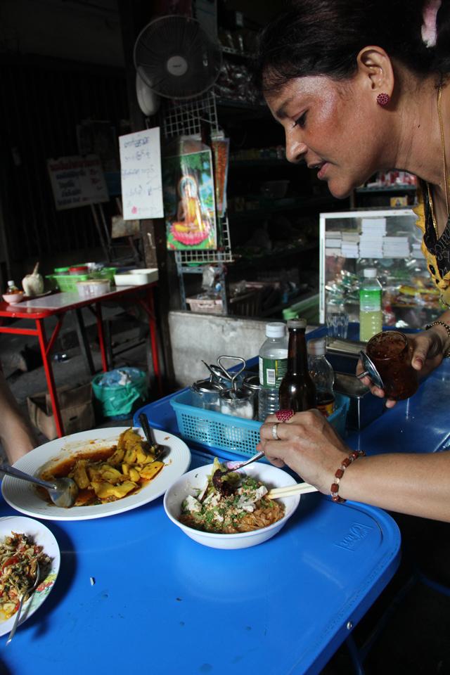 Bangkok Burmese Street Food