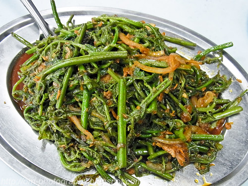 stir fried paku pakis with sambal belacan R0016469 copy