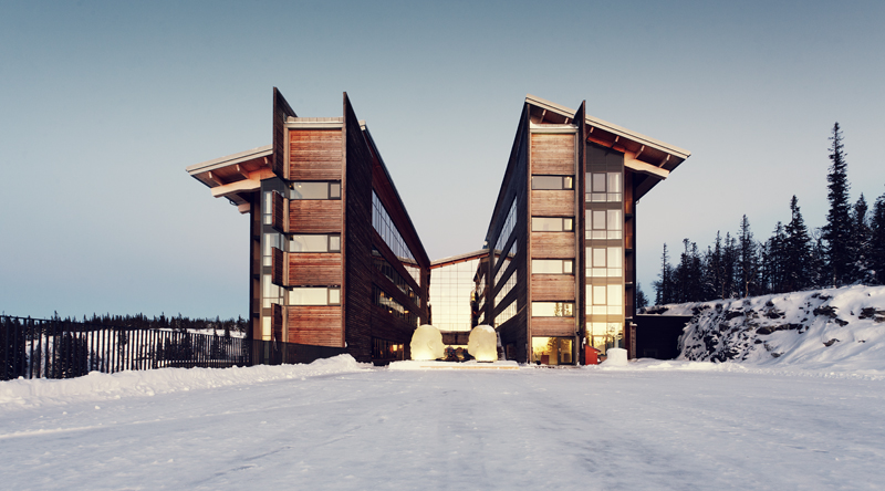 Copperhill Mountain Lodge, Åre