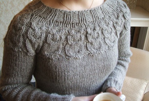 o w l s sweater